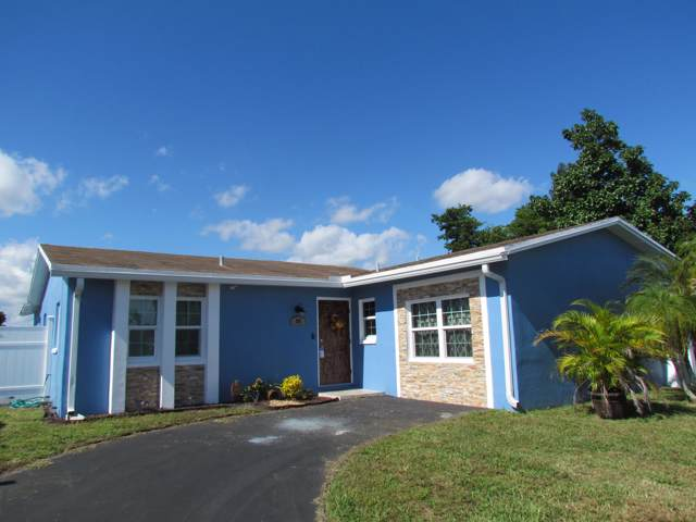 851 SW 83rd Avenue, North Lauderdale, FL 33068 (#RX-10579712) :: Ryan Jennings Group