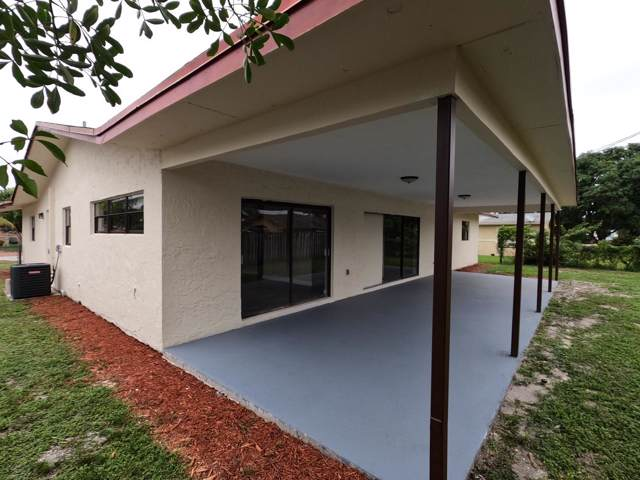 4710 NW 16th Court, Lauderhill, FL 33313 (#RX-10579769) :: The Reynolds Team/ONE Sotheby's International Realty
