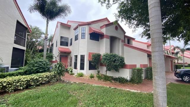 7681 Lexington Club Boulevard C, Delray Beach, FL 33446 (#RX-10579789) :: Ryan Jennings Group