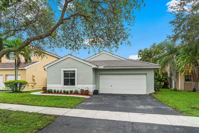 19240 NW 22nd Street, Pembroke Pines, FL 33029 (#RX-10579794) :: The Reynolds Team/ONE Sotheby's International Realty