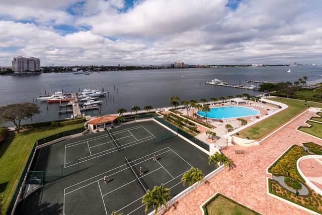 150 Bradley Place #713, Palm Beach, FL 33480 (MLS #RX-10579802) :: Castelli Real Estate Services