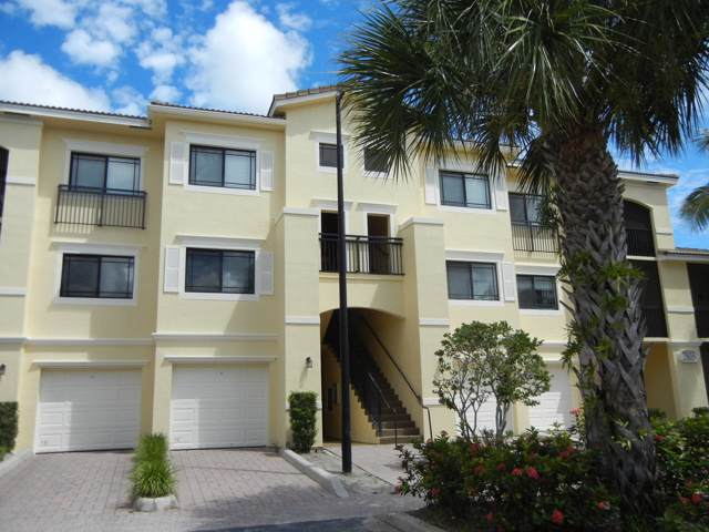 2805 Veronia Drive #202, Palm Beach Gardens, FL 33410 (#RX-10579805) :: Ryan Jennings Group