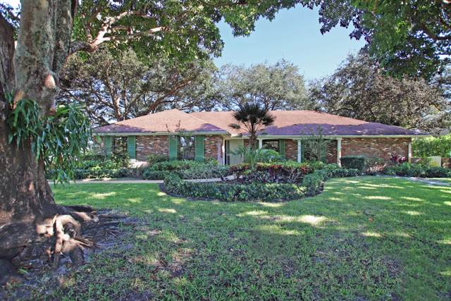 168 SE Turtle Creek Drive, Tequesta, FL 33469 (#RX-10579808) :: Real Estate Authority