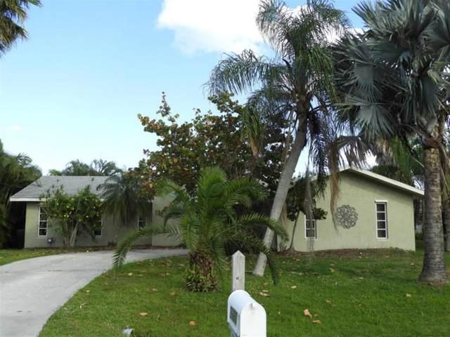 2660 SE Grand Drive, Port Saint Lucie, FL 34952 (#RX-10579816) :: Real Estate Authority