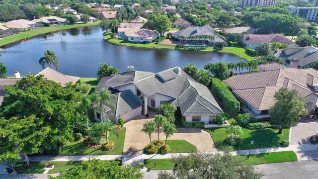 3740 Canterbury Way, Boca Raton, FL 33434 (#RX-10579828) :: The Reynolds Team/ONE Sotheby's International Realty