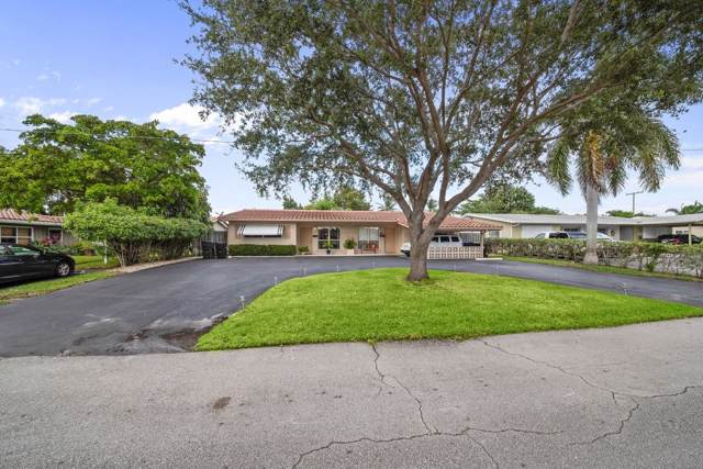 1641 -1643 NE 55th Street 1-2, Fort Lauderdale, FL 33334 (#RX-10579857) :: The Reynolds Team/ONE Sotheby's International Realty