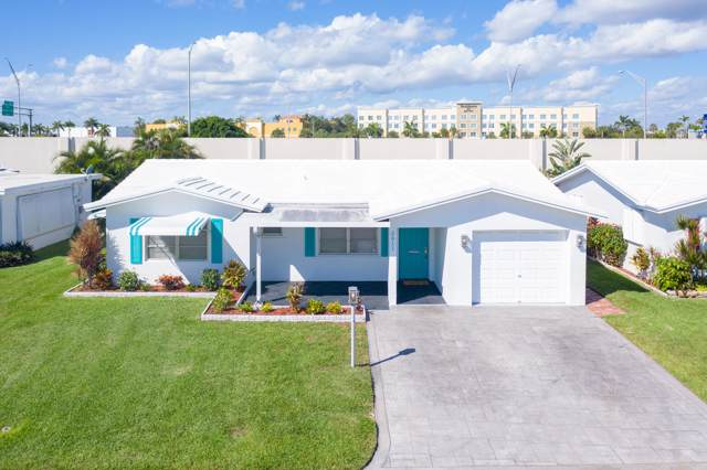 2611 NW 5th Terrace, Pompano Beach, FL 33064 (#RX-10579864) :: The Reynolds Team/ONE Sotheby's International Realty