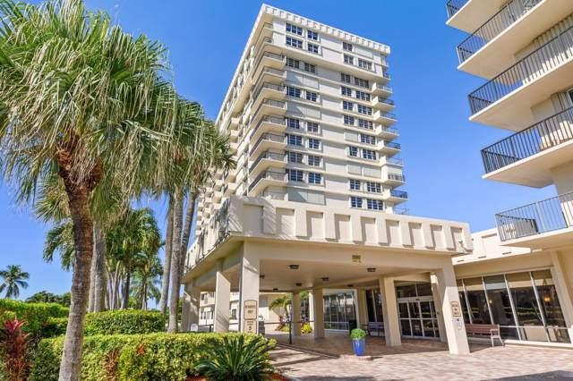 2121 N Ocean Boulevard 501W, Boca Raton, FL 33431 (#RX-10579877) :: Ryan Jennings Group