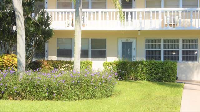 321 Sheffield N, West Palm Beach, FL 33417 (#RX-10579885) :: The Reynolds Team/ONE Sotheby's International Realty