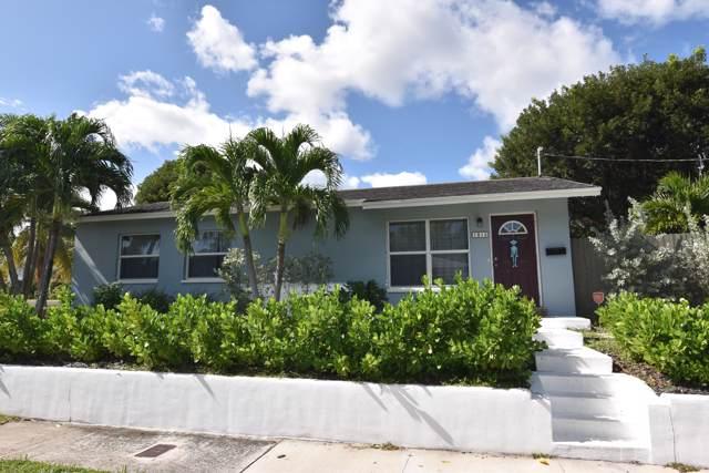 1815 Florida Avenue, West Palm Beach, FL 33401 (MLS #RX-10579967) :: Berkshire Hathaway HomeServices EWM Realty