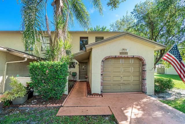 23312 SW 53rd Avenue A, Boca Raton, FL 33433 (MLS #RX-10579980) :: The Paiz Group
