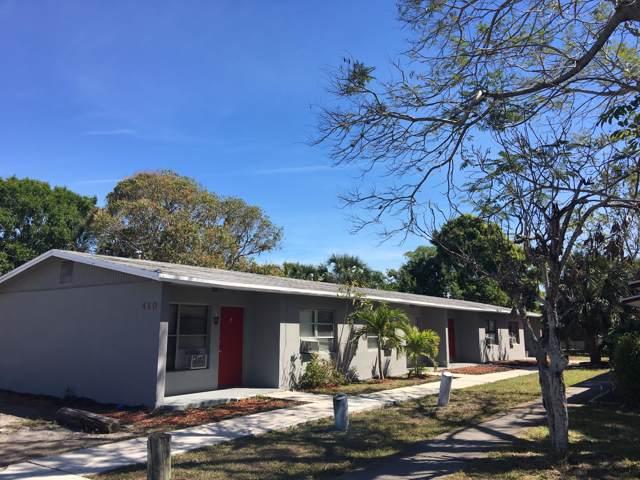 410 N 9th Street, Fort Pierce, FL 34950 (MLS #RX-10579988) :: Berkshire Hathaway HomeServices EWM Realty