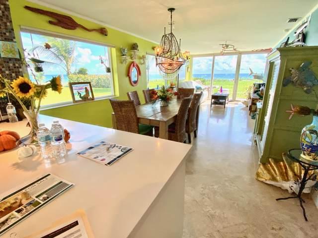 1039 Hillsboro Mile #1, Hillsboro Beach, FL 33062 (MLS #RX-10579998) :: RE/MAX