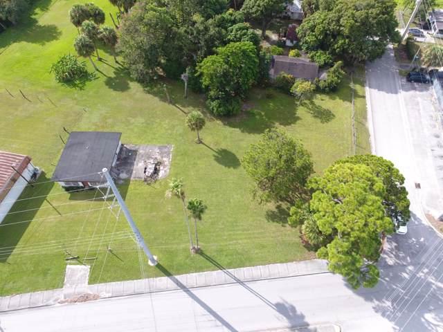 3805 Okeechebee Road, Fort Pierce, FL 34947 (MLS #RX-10580030) :: Berkshire Hathaway HomeServices EWM Realty