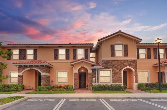 4316 Maybelle Lane, West Palm Beach, FL 33417 (MLS #RX-10580079) :: Castelli Real Estate Services