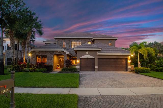 10431 Trianon Place, Wellington, FL 33449 (MLS #RX-10580108) :: Berkshire Hathaway HomeServices EWM Realty