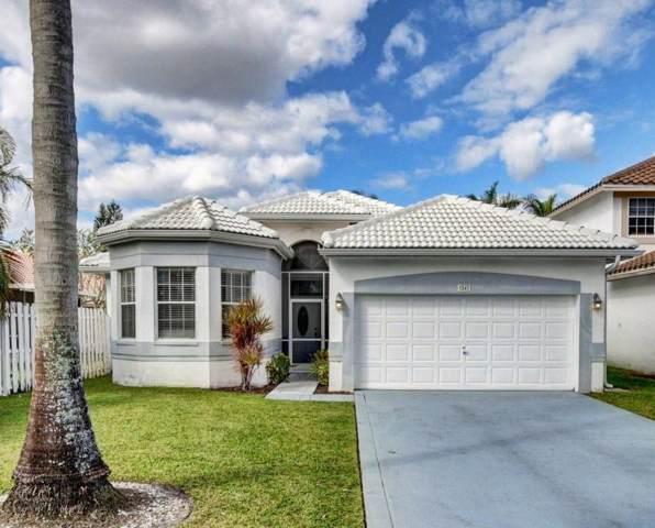7549 Thornlee Drive, Lake Worth, FL 33467 (MLS #RX-10580128) :: Berkshire Hathaway HomeServices EWM Realty
