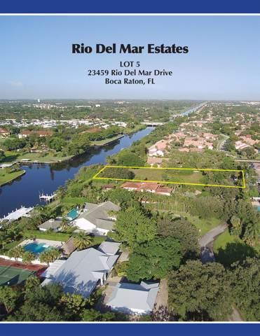 23459 Rio Del Mar Drive Lot 5, Boca Raton, FL 33486 (#RX-10580142) :: Ryan Jennings Group