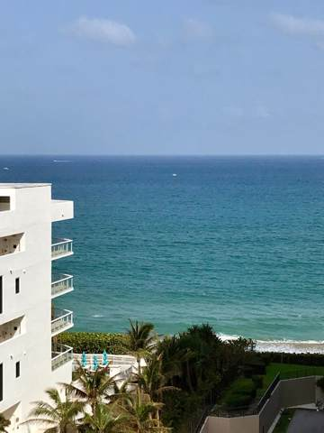 4200 N Ocean Drive 2-1001, Singer Island, FL 33404 (#RX-10580207) :: Ryan Jennings Group