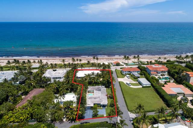 1285 N Ocean Boulevard, Palm Beach, FL 33480 (#RX-10580295) :: Ryan Jennings Group