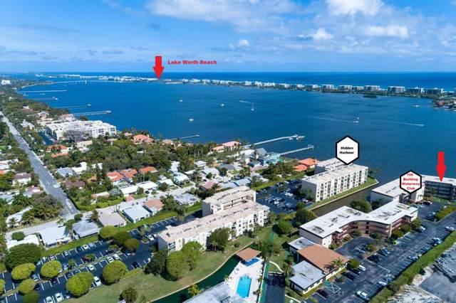 100 Waterway Drive S #208, Lantana, FL 33462 (#RX-10580333) :: Ryan Jennings Group