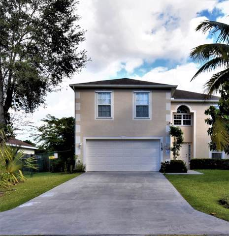 115 NW Friar Street, Port Saint Lucie, FL 34983 (#RX-10580343) :: Ryan Jennings Group
