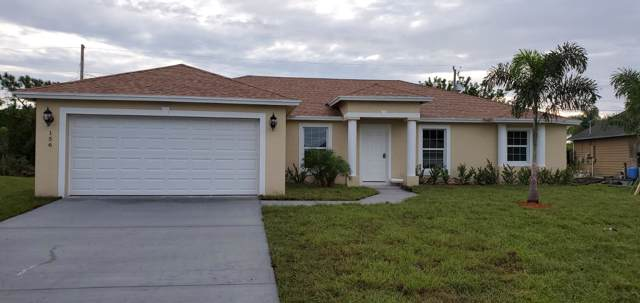 156 SW Exora Terrace, Port Saint Lucie, FL 34953 (#RX-10580348) :: Ryan Jennings Group
