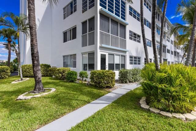 3201 NE 8th Street #101, Pompano Beach, FL 33062 (MLS #RX-10580438) :: Castelli Real Estate Services