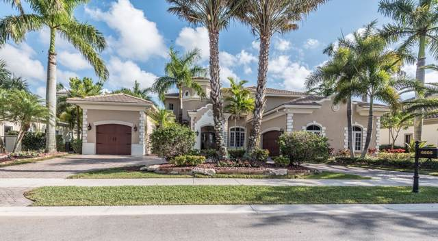 6805 NW 122nd Avenue, Parkland, FL 33076 (#RX-10580440) :: The Reynolds Team/ONE Sotheby's International Realty