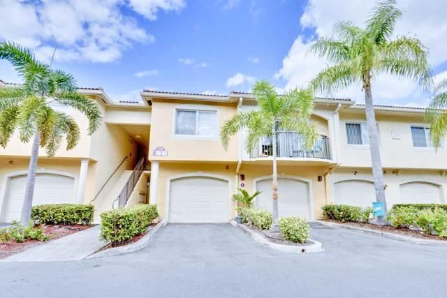 700 Crestwood Court S #702, Royal Palm Beach, FL 33411 (#RX-10580441) :: Ryan Jennings Group