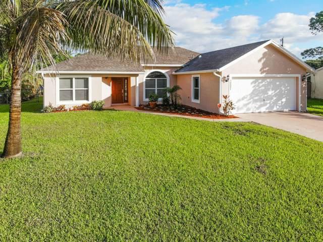 1221 SW Sudder Avenue, Port Saint Lucie, FL 34953 (#RX-10580448) :: The Reynolds Team/ONE Sotheby's International Realty