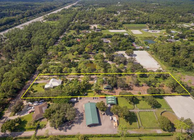 13557 E Citrus Drive, Loxahatchee Groves, FL 33470 (#RX-10580470) :: Ryan Jennings Group