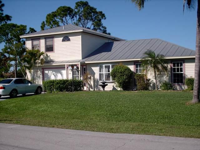 591 NW Kilpatrick Av Avenue, Port Saint Lucie, FL 34953 (#RX-10580492) :: The Reynolds Team/ONE Sotheby's International Realty