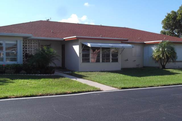 4570 NW 2nd Street B, Delray Beach, FL 33445 (#RX-10580514) :: Ryan Jennings Group