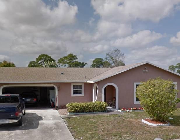 1117 Cameo Circle, West Palm Beach, FL 33417 (#RX-10580526) :: Ryan Jennings Group