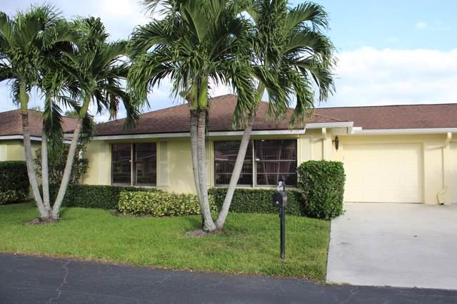 9970 Orchid Tree Trail A, Boynton Beach, FL 33436 (#RX-10580536) :: Ryan Jennings Group