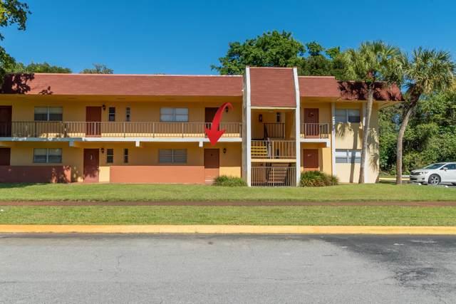 7925 Fairview Drive #109, Tamarac, FL 33321 (#RX-10580572) :: Ryan Jennings Group