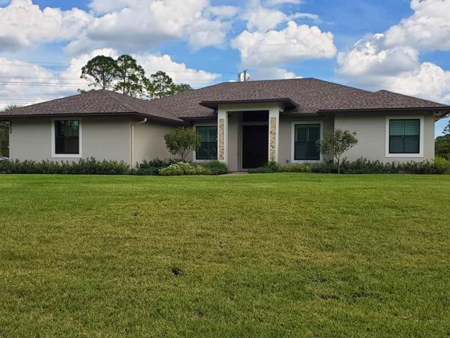 16025 84th Court N, Loxahatchee, FL 33470 (MLS #RX-10580580) :: Berkshire Hathaway HomeServices EWM Realty