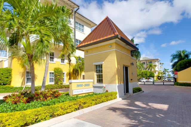 3960 N Flagler Drive N #202, West Palm Beach, FL 33407 (#RX-10580582) :: Ryan Jennings Group