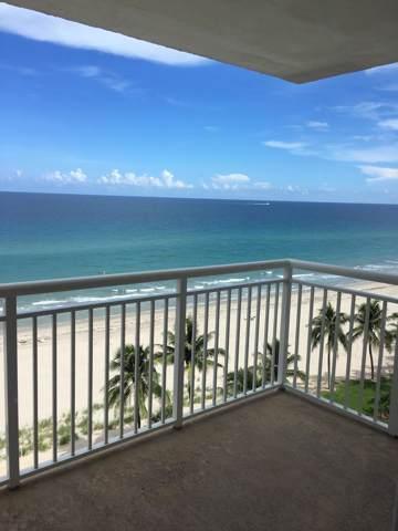 1051 Hillsboro Mile 904E, Hillsboro Beach, FL 33062 (MLS #RX-10580649) :: RE/MAX