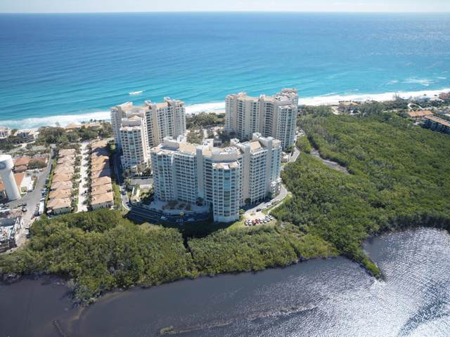 3740 S Ocean Boulevard #610, Highland Beach, FL 33487 (#RX-10580650) :: Ryan Jennings Group