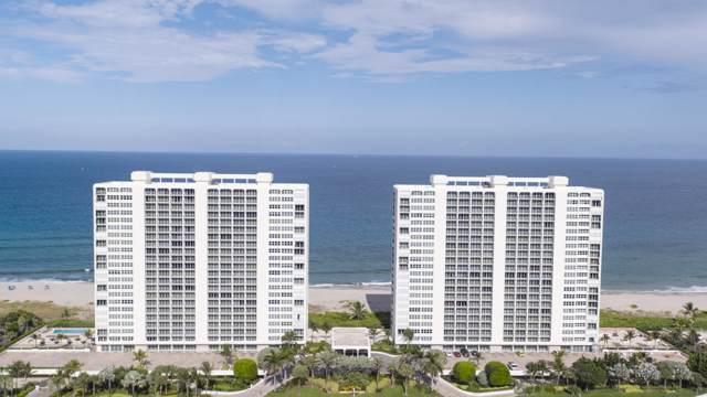 2800 S Ocean Boulevard 5-F, Boca Raton, FL 33432 (#RX-10580660) :: Ryan Jennings Group