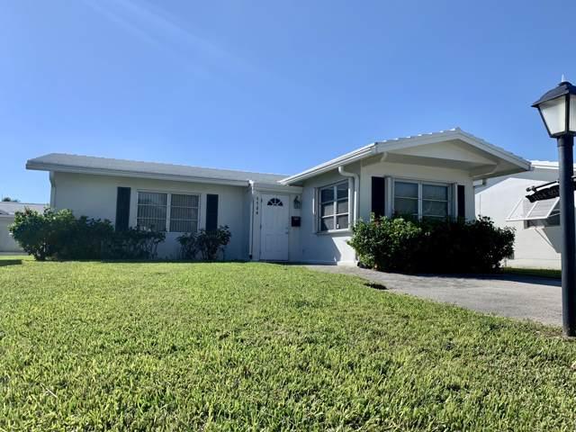 1104 Ocean Drive, Boynton Beach, FL 33426 (#RX-10580796) :: Ryan Jennings Group