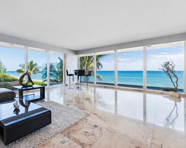 3505 S Ocean Boulevard 3N, Highland Beach, FL 33487 (#RX-10580867) :: Ryan Jennings Group