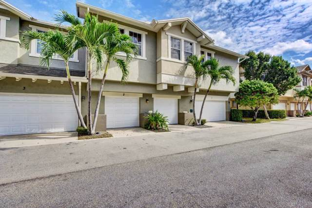 980 Marina Del Ray Lane #2, West Palm Beach, FL 33401 (#RX-10580869) :: Ryan Jennings Group