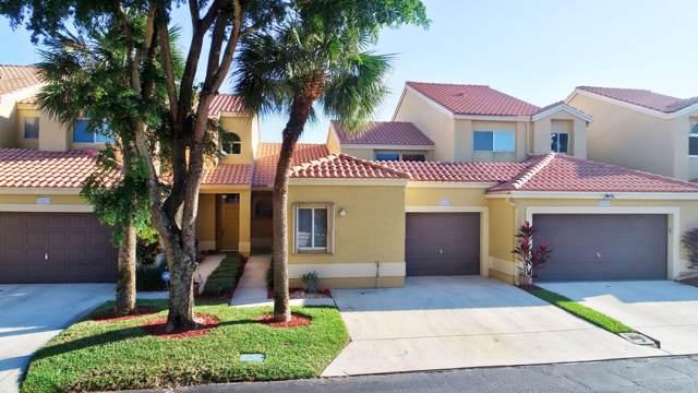 10456 Lake Vista Circle, Boca Raton, FL 33498 (#RX-10580915) :: Ryan Jennings Group