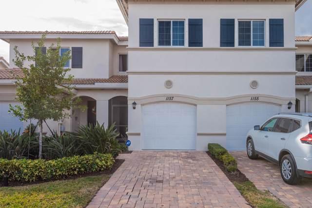 1157 Sepia Lane, Lake Worth, FL 33461 (#RX-10580982) :: Ryan Jennings Group