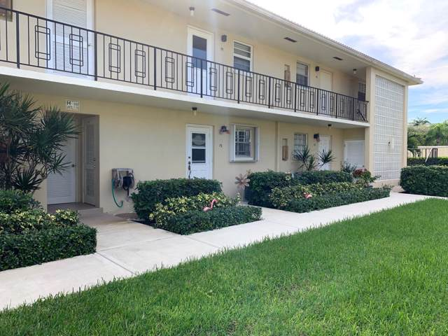 2132 NE 36th Street #72, Lighthouse Point, FL 33064 (#RX-10581062) :: Dalton Wade