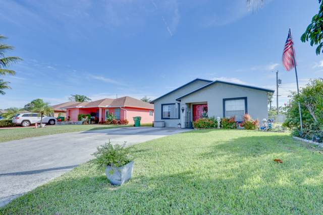 1303 W 6th Street, Riviera Beach, FL 33404 (#RX-10581069) :: Ryan Jennings Group