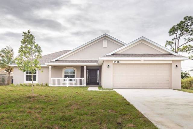 5609 Palm Drive, Fort Pierce, FL 34982 (MLS #RX-10581107) :: Castelli Real Estate Services